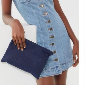 Urban Outfitters' Urban Renewal Denim Pouch